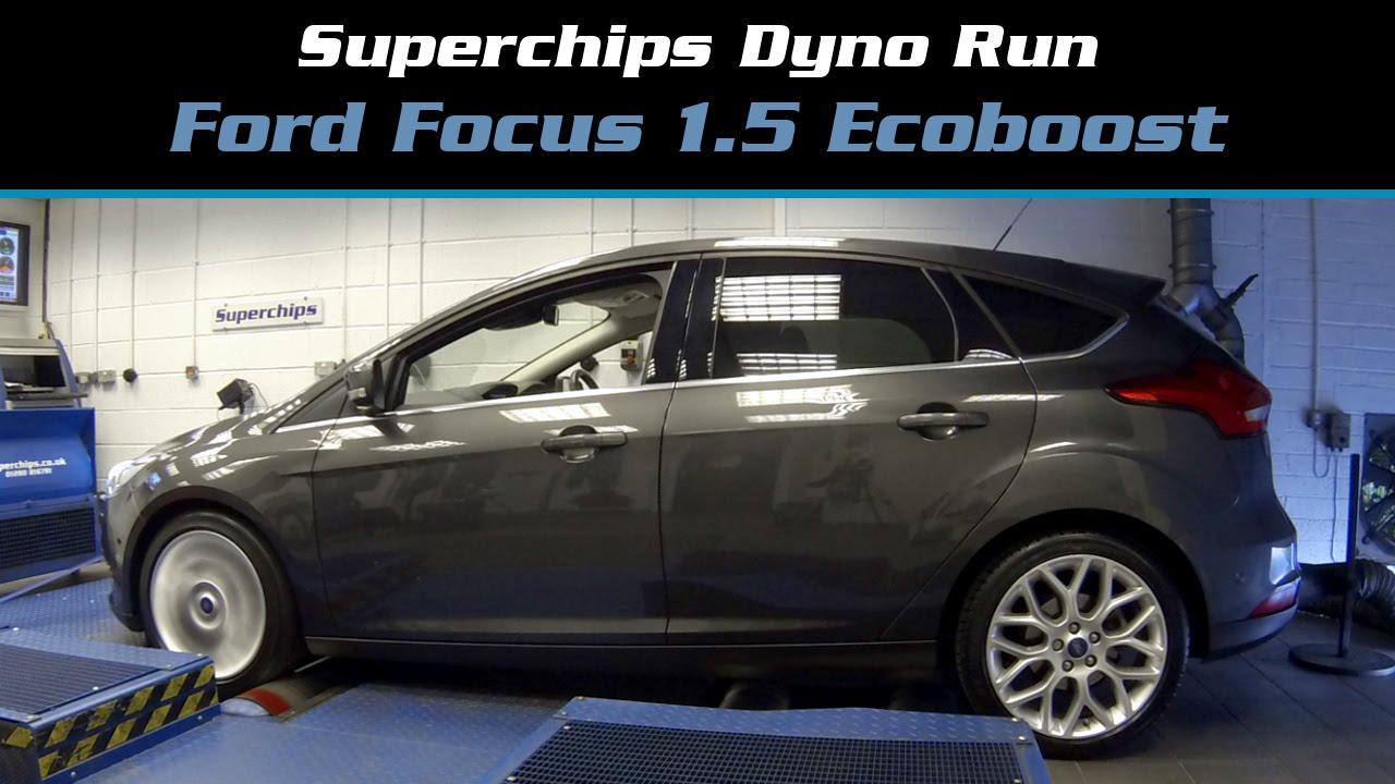 superchips dyno run ford focus 1 5 ecoboost 182ps doovi. Black Bedroom Furniture Sets. Home Design Ideas