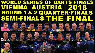 Gambar cover 2018 World Series of Darts Finals