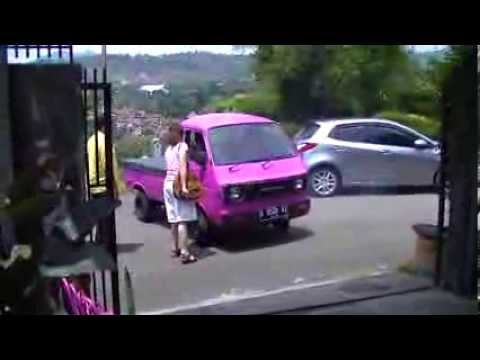 Suzuki Carry ST20 Start Up And Walkaround