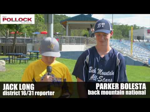 Parker Bolesta Interview