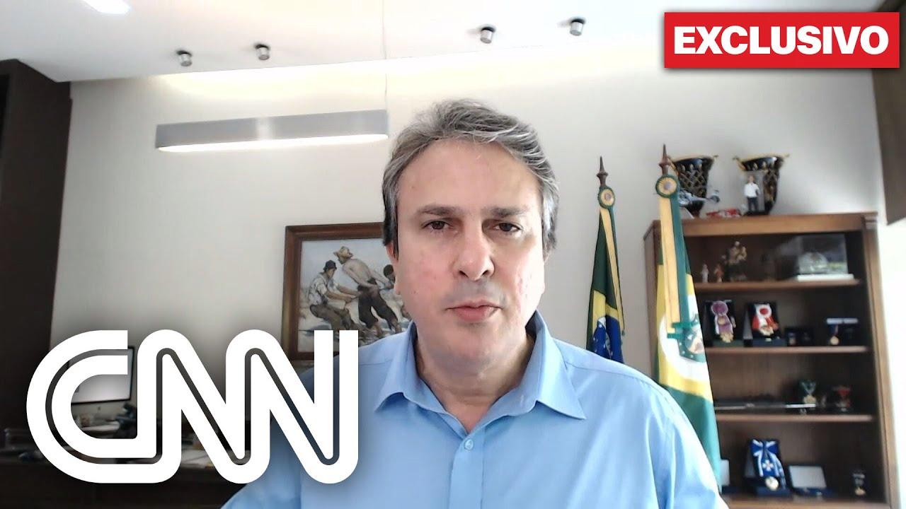 Notícias - Exclusivo: Com 97% dos leitos ocupados, Fortaleza terá 'cinturão' para conter Covid-19 - online