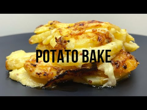 Potato Bake | Easy How To Make Recipe
