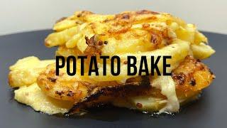 Potato Bake Recipe Easy