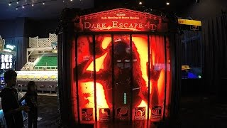 Dark Escape 4D Body-Shocking 3D Horror Shooting Arcade Game At Dave & Buster