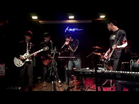 어나더데이 170107 Band Another day - Riff42 at Erics pub