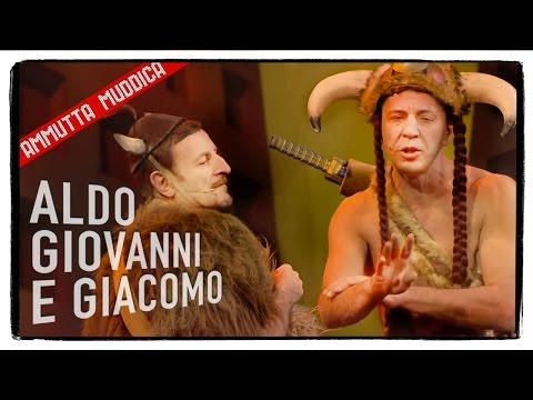 Pdor (1 di 2) - Ammutta Muddica | Aldo Giovanni e Giacomo