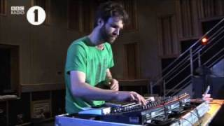 Tim Exile - PROMO - live in session on Rob Da Bank, BBC Radio 1