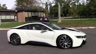 Вот почему BMW i8 стоит $150 000 ОБЗОР (Doug DeMuro на русском)
