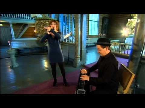 Sissel Morken Gullord & Stian Carstensen - Two folk tunes (NRK Folklab 2012)