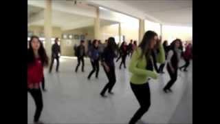 Flashmob: Comité artistique du lycée pilote kairouan