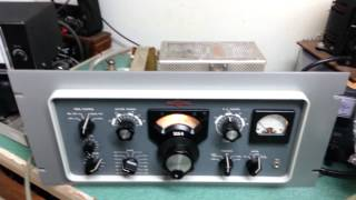 Collins 32S-3 HF Transmitter.
