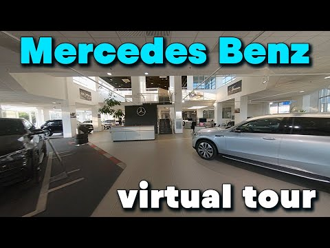 Car Showroom Drone Tour - FPV