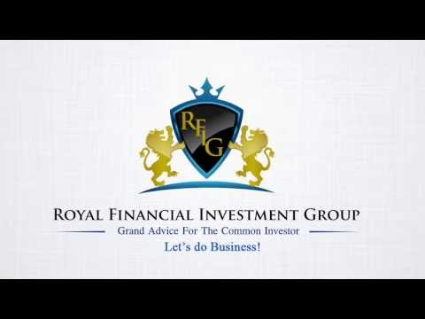We are the Royal Financial Investment Group, LLC