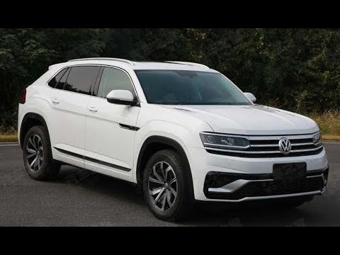 [Hot News] Volkswagen Atlas Cross Sport leaked