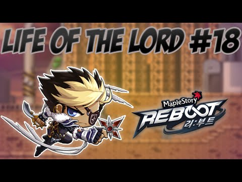 Maplestory Reboot: Life Of The Lord #18 I Crystal Ilbi Prequests