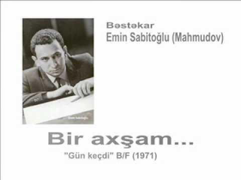 Bir axşam taksidən... (Piano) - Bəstəkar Emin Sabitoğlu