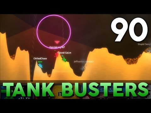 [90] Tank Busters (Let's Play ShellShock Live w/ GaLm and Friends)