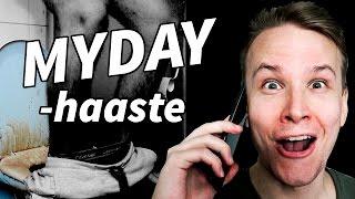 MYDAY-HAASTE (RIBULIVAROITUS)