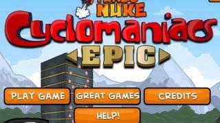 Cyclomaniacs Epic Darwin Watterson-Game Show