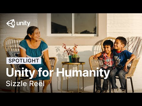Unity for Humanity sizzle reel | Unity for Humanity