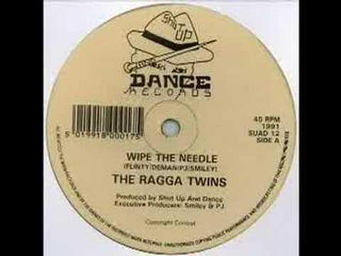 Ragga Twins, The - Wipe The Needle