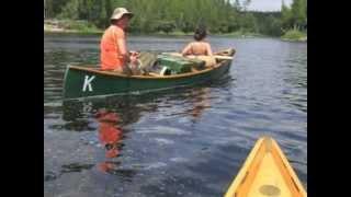 Keewaydin Wilderness Canoe Tripping: SONGA WILD 2011