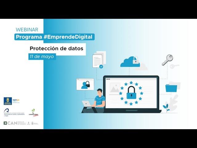 Webinar: Aplicación práctica de la actual normativa de Protección de Datos