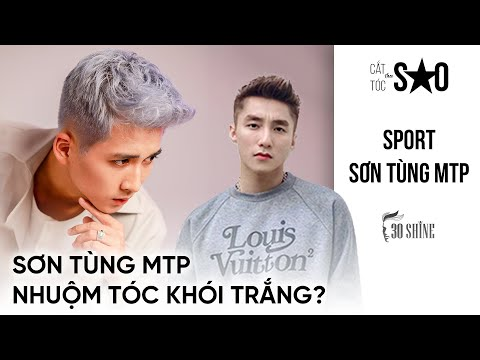 #CTTS   Sơn Tùng - MTP Trông Thế Nào Nếu Đổi Màu Tóc?