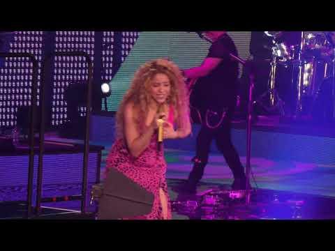 Shakira en vivo La Bicicleta EL DORADO World Tour 2018