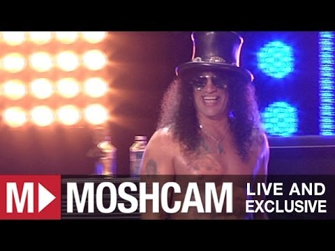 Slash ft. Myles Kennedy & The Conspirators - Crowd Call For Encore | Live in Sydney | Moshcam