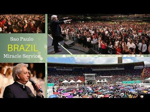 Sao Paula Brazil Miracle Service