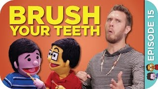 BRUSH YOUR TEETH ft The Nive Nulls | The FuZees Eps 15