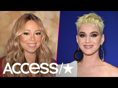Mariah Carey Quotes 'Mean Girls' To Katy Perry In Epic Twitter Exchange | Access