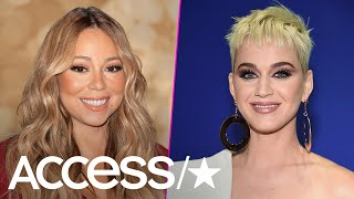 Mariah Carey Quotes 'Mean Girls' To Katy Perry In Epic Twitter Exchange   Access