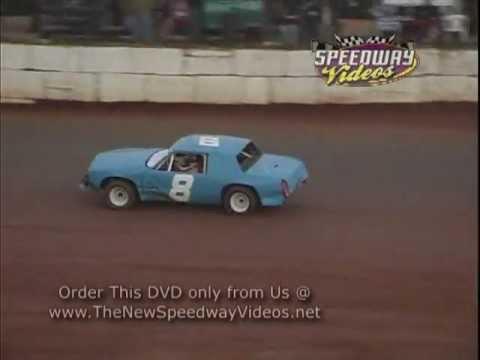 Spring City Raceway , Thunder Cars , Nov 5 , 2011
