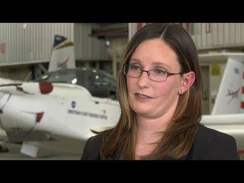 NASA Women's History Month - Erin Waggoner (AFRC)