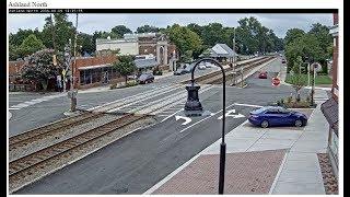 Ashland, VA - Virtual Railfan LIVE Mp3