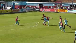 Ricardo German - Hendon FC ex Chesterfield FC