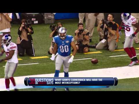 30 Questions in 30 Days: Most interceptions by CB