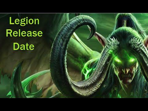 Legion release date