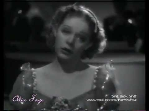 Alice Faye: Sing, Ba, Sing! 1936