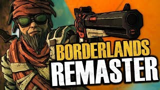 Borderlands 1 Remaster Was LEAKED! (BL1 On PS4 & Xbox One)