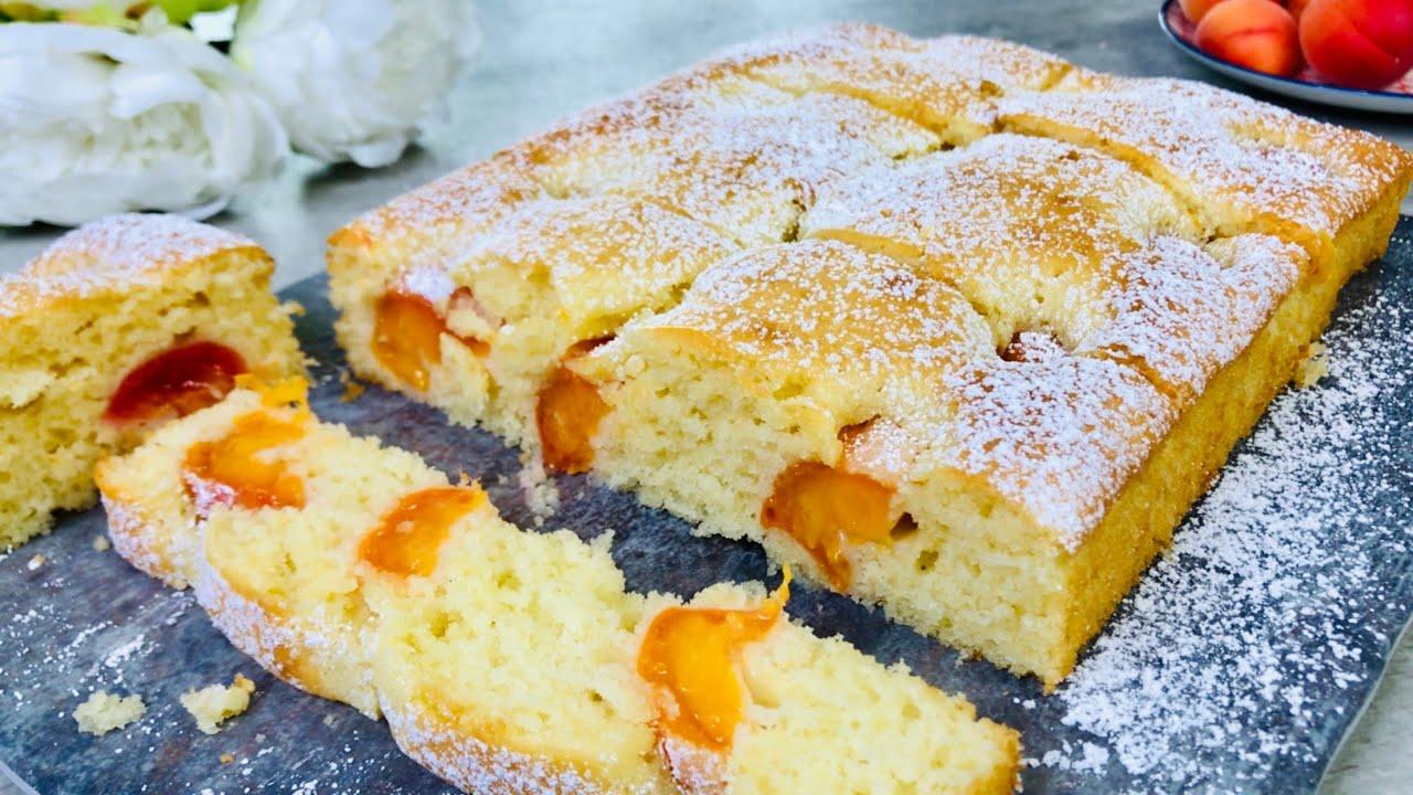 NEU: Unglaublich flauschiger Kuchen in 5 Minuten - schnelles + einfaches Rezept für jeden Tag # 69
