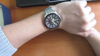 Casio Edifice EF-131D-1A видео обзор