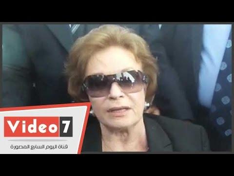 اليوم السابع : جيهان السادات: زوجى حمى مصر باتفاقية السلام