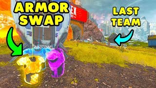 *NEW* PERFECT ARMOUR SWAP  - NEW Apex Legends Funny & Epic Moments #188