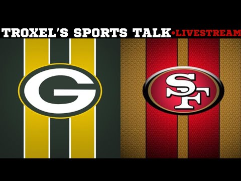 NFC TITLE GAME: Green Bay Packers VS San Francisco 49ERS Game Audio/Scoreboard Only