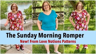 The Sunday Morning Romper   Love Notions