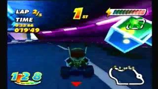 Speed Punks PS1: Neon City