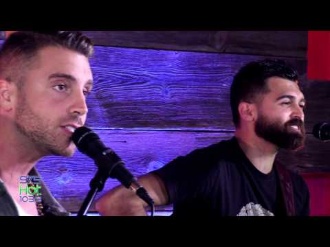 Nick Fradiani - Howl at the Moon - Live in the Vineyard Wine Tasting Party